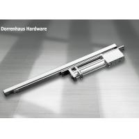 China Easy Open Concealed Automatic Door Closer D20 Smooth Operation Sliding Rail on sale