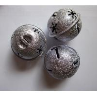 high quanlity christmas jingle bells for holiday decoration or pet's collar supplier