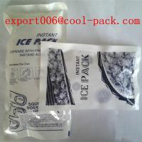 Wholesale instant cold ice pack for cold compress from china suppliers