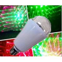 mini Laser stage bulb with colorful cloud effect