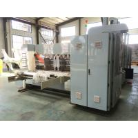 Wholesale Flexo Printer Slotter Corrugated Cardboard Production Line For Carton Box from china suppliers