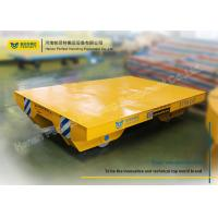 Wholesale Painting Shops Material Rail Transfer Cart Towed Type Railroad Heavy Transporter from china suppliers