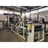 Wholesale High Efficiency Fireproof Furniture Edge Band Rigid PVC Sheet Extrusion Line from china suppliers