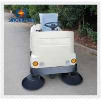 Wholesale Electric Ride On 10km/H 5H 1350W Road Sweeper Machine from china suppliers