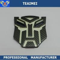 Buy cheap Transformers Customized Car Emblems Decoration Custom Automobile Badges from Wholesalers