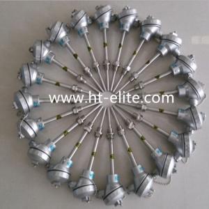 China Thermocouple Sensor Type K E J B R S Industrial Temperature Sensors on sale