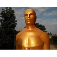 Wholesale life size Oscar statue/sculpture for sale with existing mold as souvenir craft gift from china suppliers