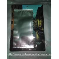 Wholesale Clothes Self Sealing Aluminium Foil Pouches , Resealable Foil Bags For Underwear from china suppliers