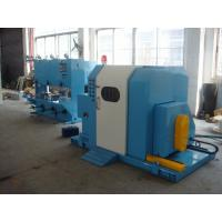 Wholesale Blue Color Single Twist Buncher Machine , High Speed Wire And Cable Machinery from china suppliers
