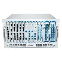 Wholesale 6U CWDM/DWDM/OTN 16 Slots Chassis 48 Channel Access 2000km Transmission Distance from china suppliers