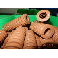 Buy cheap browm SWOSC-V  Look beautiful super heavy load spring   mold spring Stiffness from Wholesalers