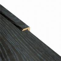 China L-type End Molding for Laminate Flooring, with Anti-scratch Surface Finish, Made of HDF on sale