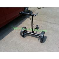 Wholesale 2014 Germany Stainless steel remote control golf trolley black beauty from china suppliers