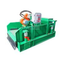 Wholesale 1630KG Oilfield Solids Control System , 2.94KW Motor Powered Shaker Tank from china suppliers