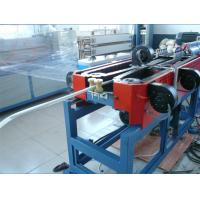 Wholesale PP PE PVC Pipe Extrusion Line / single wall pvc pipe production line from china suppliers