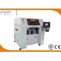 Intelligent SMT / FPC Automatic Labeler Machine With Compact Struction