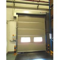 Wholesale Custom Sliding Industrial High Speed Door , Production Line Roll Up Security Gate from china suppliers