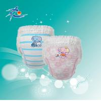 China Disposable baby Diaper with Economical Price on sale