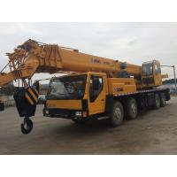 China 50 Ton XCMG QY50K -II Second Hand Truck Cranes 57.7m Lift Height 17° Angle on sale