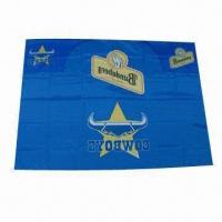 Wholesale Advertising Banner, Made of Polyester from china suppliers