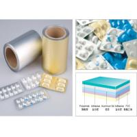 Wholesale Pharmaceutical Packaging Material Cold Aluminium Foil For Generic Medicine Packaging from china suppliers
