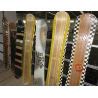 Bamboo Snowboards, Adult Snowboards