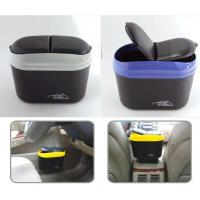 Promotional Gifts Plastic Flodable Car Trash Can