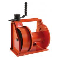 China Orange Heavy Duty Hand Lifting Winch Manual Hand Winch For Boat on sale