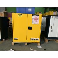 Wholesale 30 Gallon Chemical Safety Storage Cabinets For Flammable Liquids / Combustibles from china suppliers