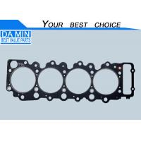 Cylinder Head Gasket ISUZU Clutch Plate For NPR75 Black Color 8980555420