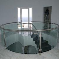 Wholesale China high quality 10mm deck tempered glass railings suppliers from china suppliers