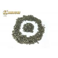 China YG6 / YG6X Tungsten Carbide Saw Blade tips For Ordinary Wood / Pvc / Copper And Aluminum on sale