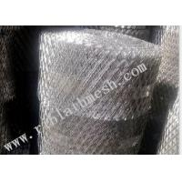 Wholesale Diamond Brick Wire Mesh 10-30cm Width 10-100m Length 12*25mm Hole from china suppliers