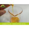 Stone Epoxy Adhesives Epoxy Resin Hardener , Orange Viscous Liquid Polyamide Curing Agent