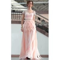 Wholesale Floor Length Sweetheart Shoulders Pink Mature Evening Modern Bridesmaids Dresses -30676 from china suppliers