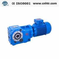 Buy cheap K series helical-bevel gear reducer from wholesalers
