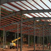 Wholesale Large Span cheap Steel Structure Production Workshop for Sale from china suppliers