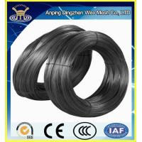 China China Factory Wholesale Cheap Black Iron Wire @ Used Black Iron Wire Price on sale