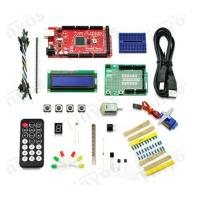 Advanced arduino starter kit with mega and