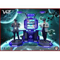 Wholesale Double players VR interactive simulator with HTC VIVE high immersive games suitable for adults / kids from china suppliers