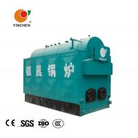 Wholesale Single Drum Industrial Coal Fired Steam Boiler Yinchen Brand DZL Series from china suppliers
