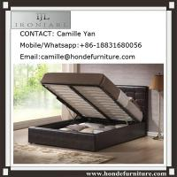 Langfang Factory Directly Hot Sale Cheap Price Metal Storage Bed