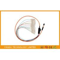 Wholesale High - density LC SC ST MT-RJ MTP MPO Cable TIA-604-5 / MTP Patch Cord from china suppliers