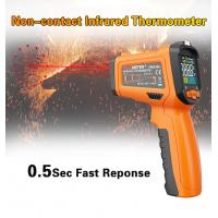 China 12 Point Handheld Infrared Thermometer Operation Temperature -30 ~ 300 Degree on sale