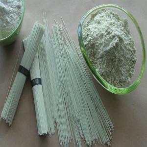 China Organic Green Tea Buckwheat noodle on sale
