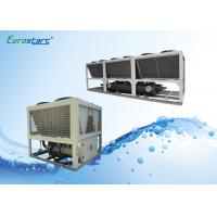 Wholesale Hanbell Compressor Low Temperature Chiller Shell Tube Glycol Type Temp 0C from china suppliers