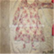 China used clothes for sale Used Silk Dress on sale