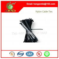 China 8 inch Length Intermediate Nylon Cable Wire Zip Ties Fasteners Wrap 3.6mmx150mm 250Pcs on sale