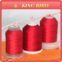 Wholesale Dyed 100% Multicolor Rayon Machine Embroidery Threads Filament for Sewing from china suppliers