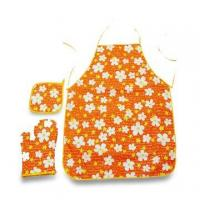 Wholesale Cooking Aprons, Various Patterns, Colors and Sizes Available from china suppliers